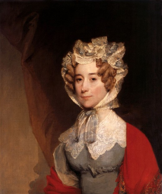 Portrait of Louisa Adams (1821–26)