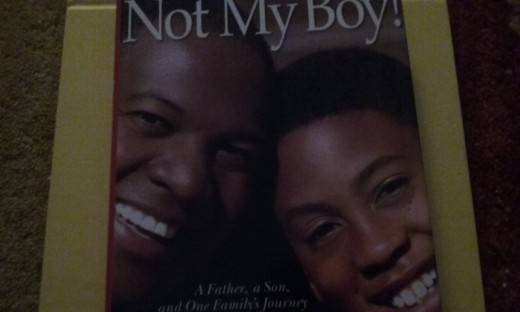 A book about his son's Autism diagnosis -Not My Boy! by Rodney Peete