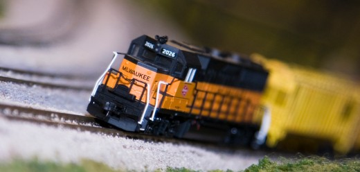 Model Trains and Railroading