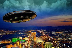 Mormon UFO Encounter Near Las Vegas Reveals Secret of Life and Death