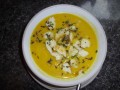 How to Make a Healthy Chestnut Soup. Vegetarian Friendly Recipe.