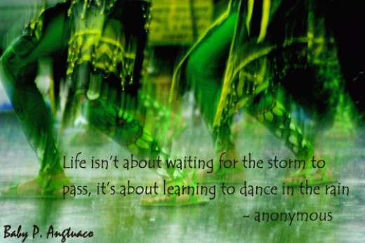 rain dance