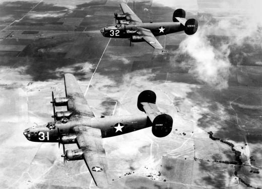 America in WW2