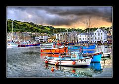 A Beautiful Cornish Fishing Town