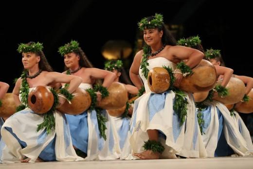 2017 Merrie Monarch 5th Place Wahine Kahiko, Hālau Nā Lei Kaumaka O Uka, Kuma Hula Nāpua Greig Nakasone
