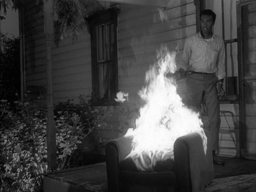 Jones' appearance was not just historic but provides the film's core with a calm, controlled performance amid the madness.