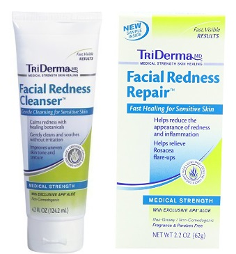 These two products from TriDerma are easily located on Amazon.