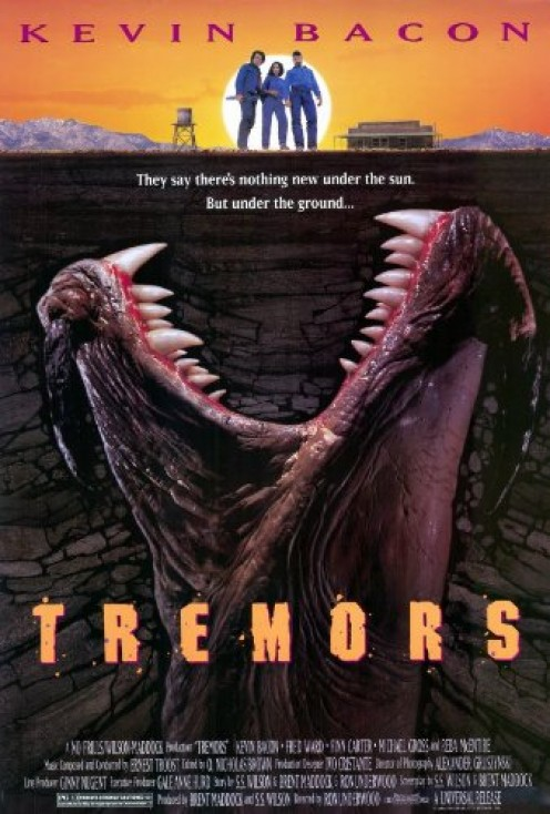 It's Jaws on Land: 'Tremors' Retrospective