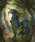 Unicorns in Asian Myths and Legends