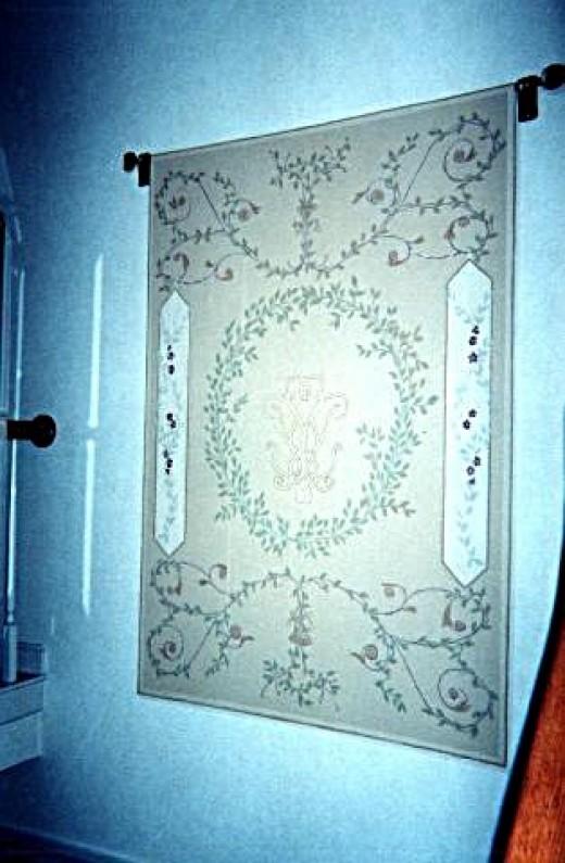 wall rug hanging | eBay