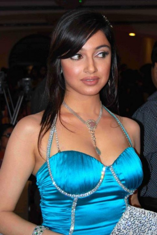 India Actress Girl and Other with Sexy Cloth