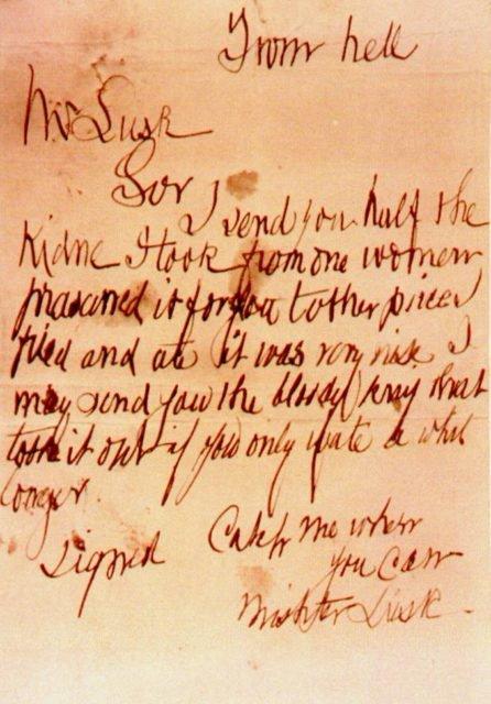 The Ripper Diaries