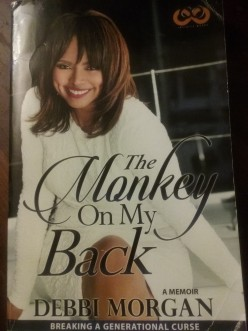 Book Review for the book The Monkey On My Back By Debbi Morgan