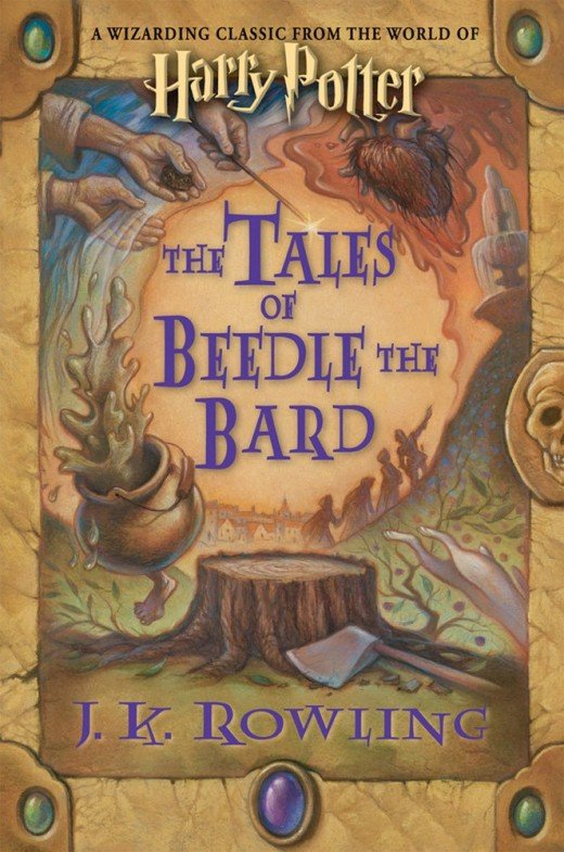The Tales of Beedle the Bard Pdf Review + Summary ...