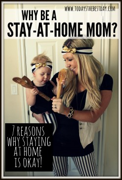 Stay at Home Moms Are Important Too!!!