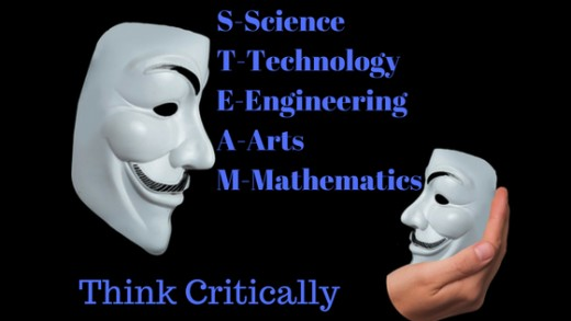 STEAM Triggers Critical Thinking