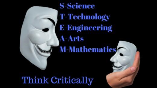 STEAM Triggers Critical Thinking