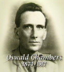 Oswald Chambers: In His Presence