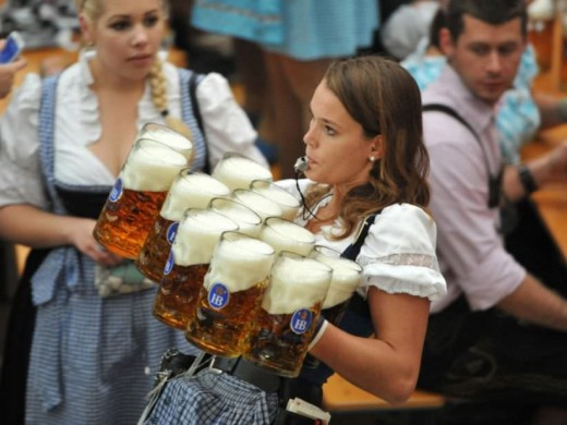 The closest thing we currently have to a Bavarian independence parade.
