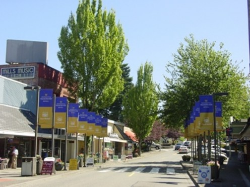 Bothell's new City Center
