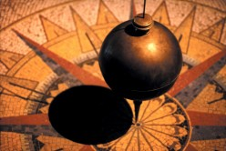 Foucault's Pendulum, or One of the Main Demonstrations of Earth's Rotation