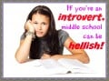 Why Middle School Is Hard for Introverts and How We Can Easily Change It