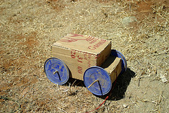 Carton wagon
