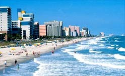 Welcome To The Myrtle Beach Grand Strand