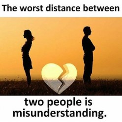 Misunderstandings: Some Causes and How to Avoid Them