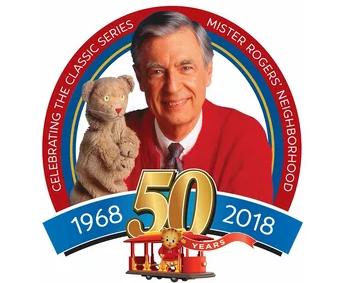 Mr. Rogers' Neighborhood turned 50 in 2018.