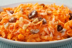 Carrot-Raisin-Walnut Salad