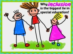 Why Inclusion in Special Education Isn't Enough and Has Long-Term Negative Consequences