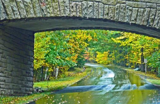 N/E USA - Autumn