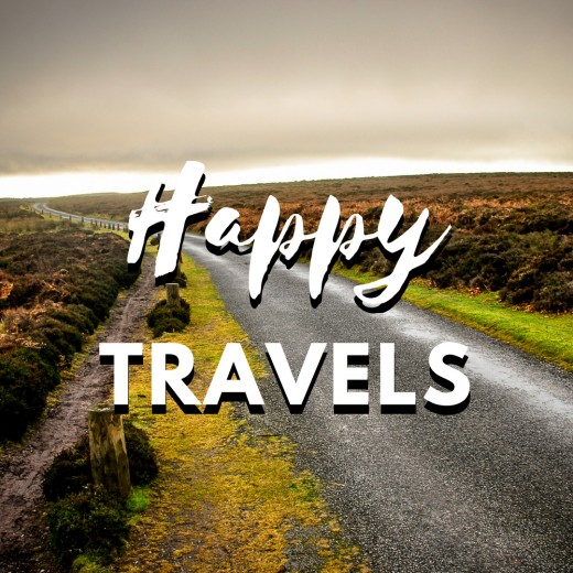 Have a happy and safe trip!