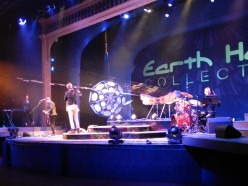 Silver Dollar City Festival of Wonder 2018: The Return of The Earth Harp Collective