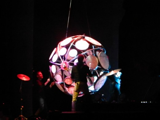 The Earth Harp Collective's Drum Orb
