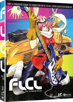 Anime Review: Fooly Cooly (2000)