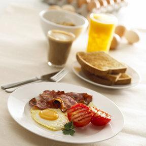 Eat good breakfast