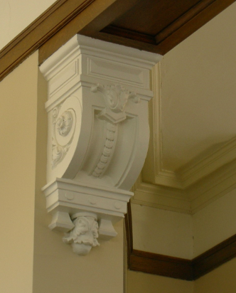 Corbel (photo cropped)
