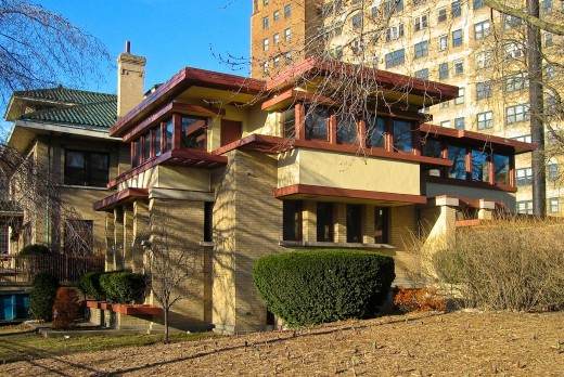 Emil Bach House, 7415 N. Sheridan Rd. Chicago, IL.