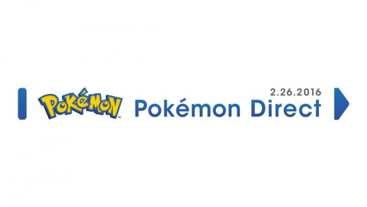 "The logo for the Nintendo Direct ""Pokémon Direct"" where Sun and Moon were first announced."