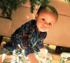 The Joys of Christmas with a New Grandbaby