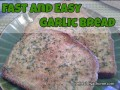 Fantastic but Easy Garlic Bread