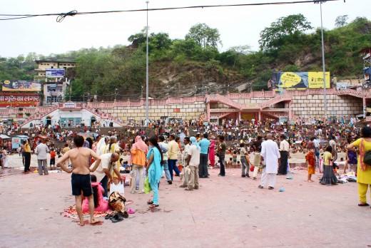 Har-Ki-Pauri, Haridwar