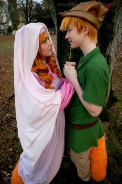25 Creative Cosplay from Non-Princess Disney Films
