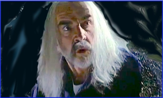 Sean Connery was offered the role of Gandalf in the Lord of the Rings trilogy and turned it down, saying he didn't understand the part.  Experts say he could have made nearly one-half billion dollars had he signed for the part.