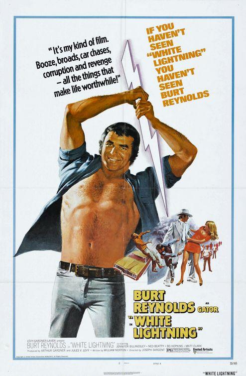 White Lightning Movie Poster