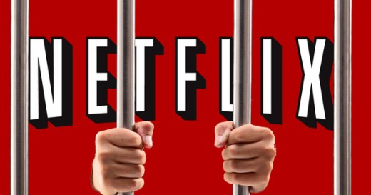 It is unlikely that you will go to jail for sharing your Netflix password.
