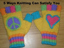 5 Ways That Knitting Can Give You That Feeling of Satisfaction