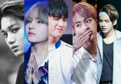 Top 10 Most Handsome K-Pop Male Idols (2018)